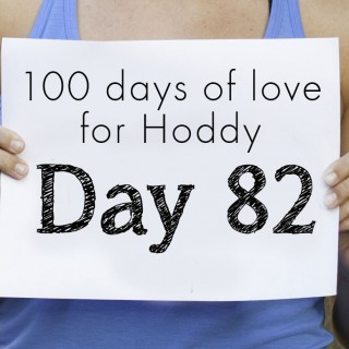 image: 100 days of positive messages for Kansas City's Hoddy Potter by Alise Kowalski, Chicagoland photographer