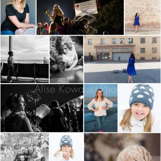 image: favorite images taken in 2014 by Alise Kowalski, Chicagoland portrait and life&style photographer.