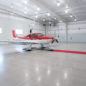 image: airplane delivery, commercial photograph by Alise Kowalski, Knoxville photographer